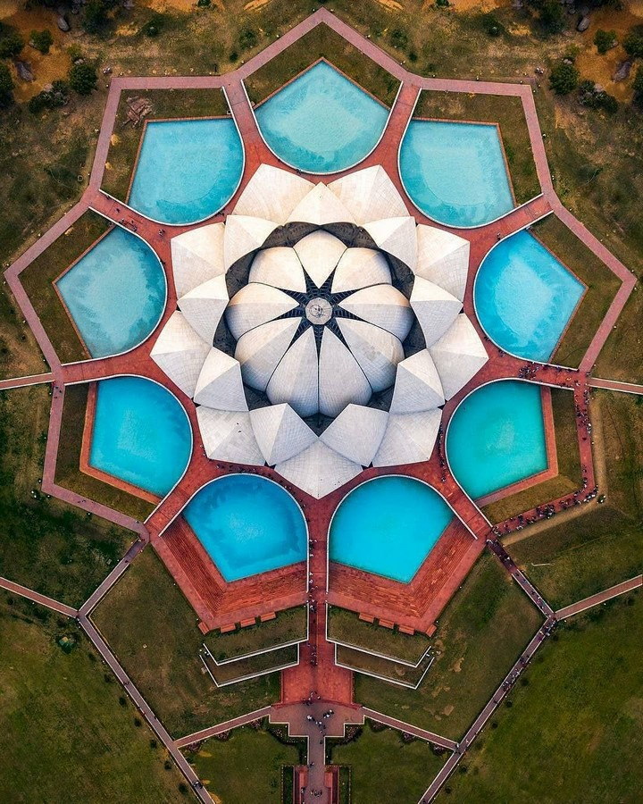 Lotus temple  - Sheet3