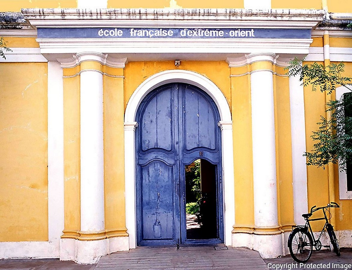 École Française d'Extrême-Orient, Puducherry, Tamil Nadu - Sheet1