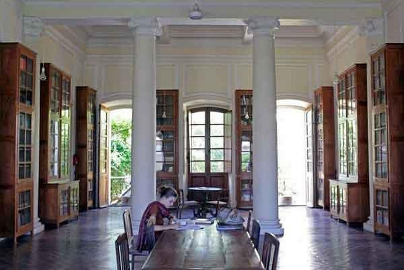 École Française d'Extrême-Orient, Puducherry, Tamil Nadu - Sheet3