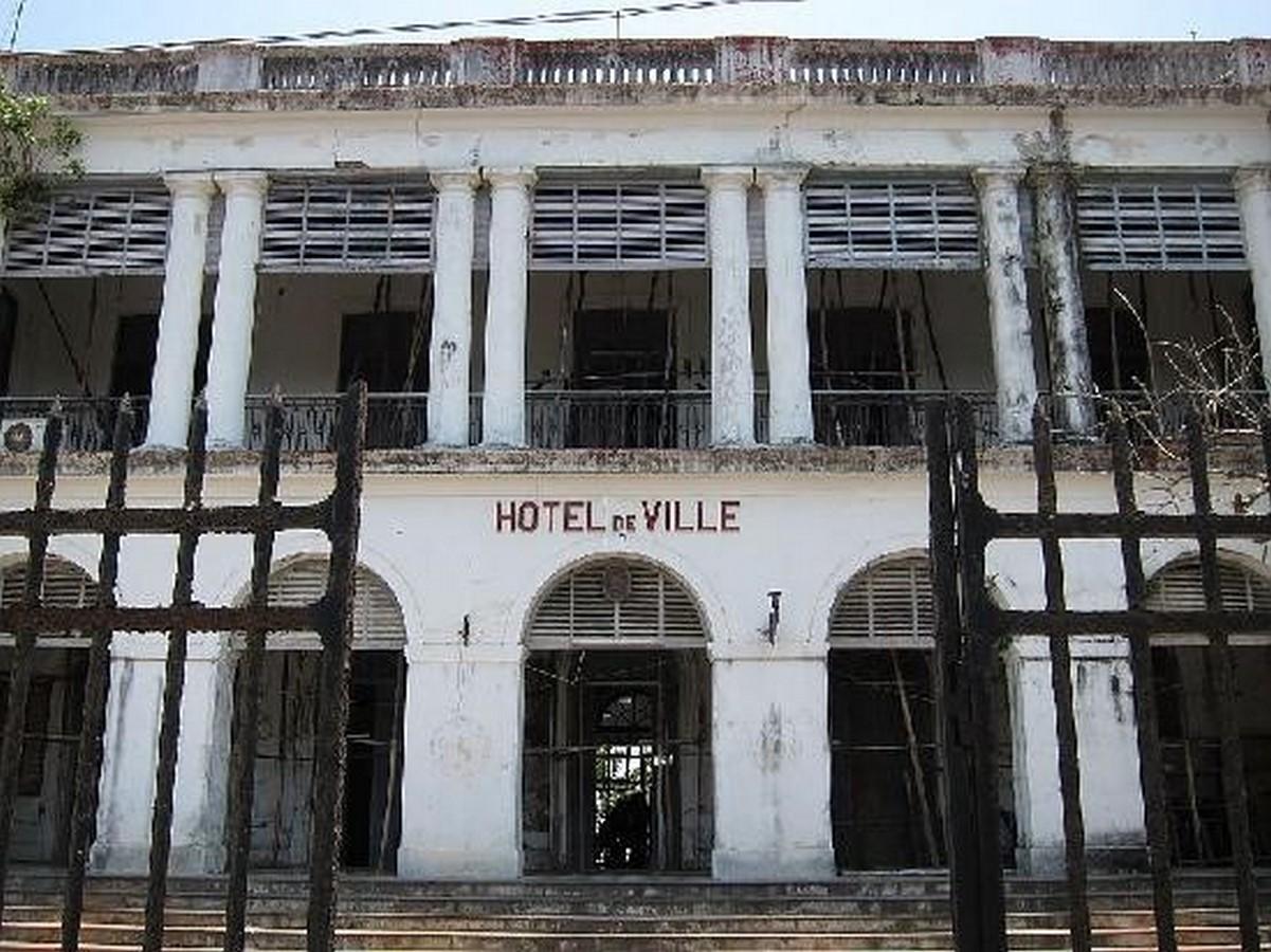 Hotel De Ville, Puducherry, Tamil Nadu - Sheet1
