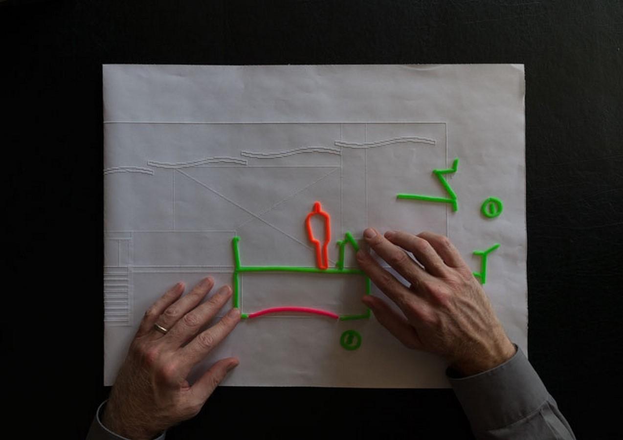Chris Downey: The blind Architect - Sheet5
