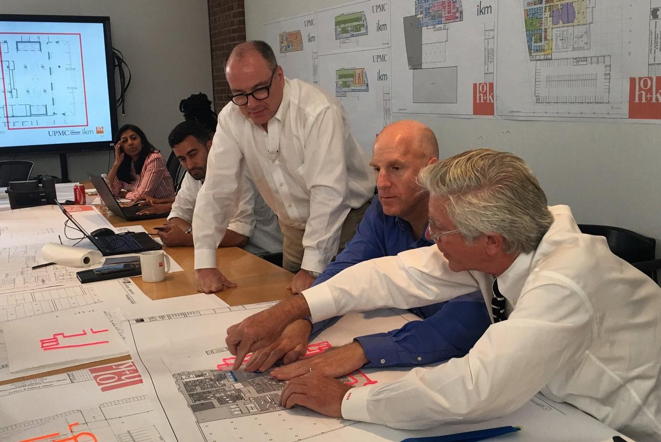 Chris Downey: The blind Architect - Sheet6