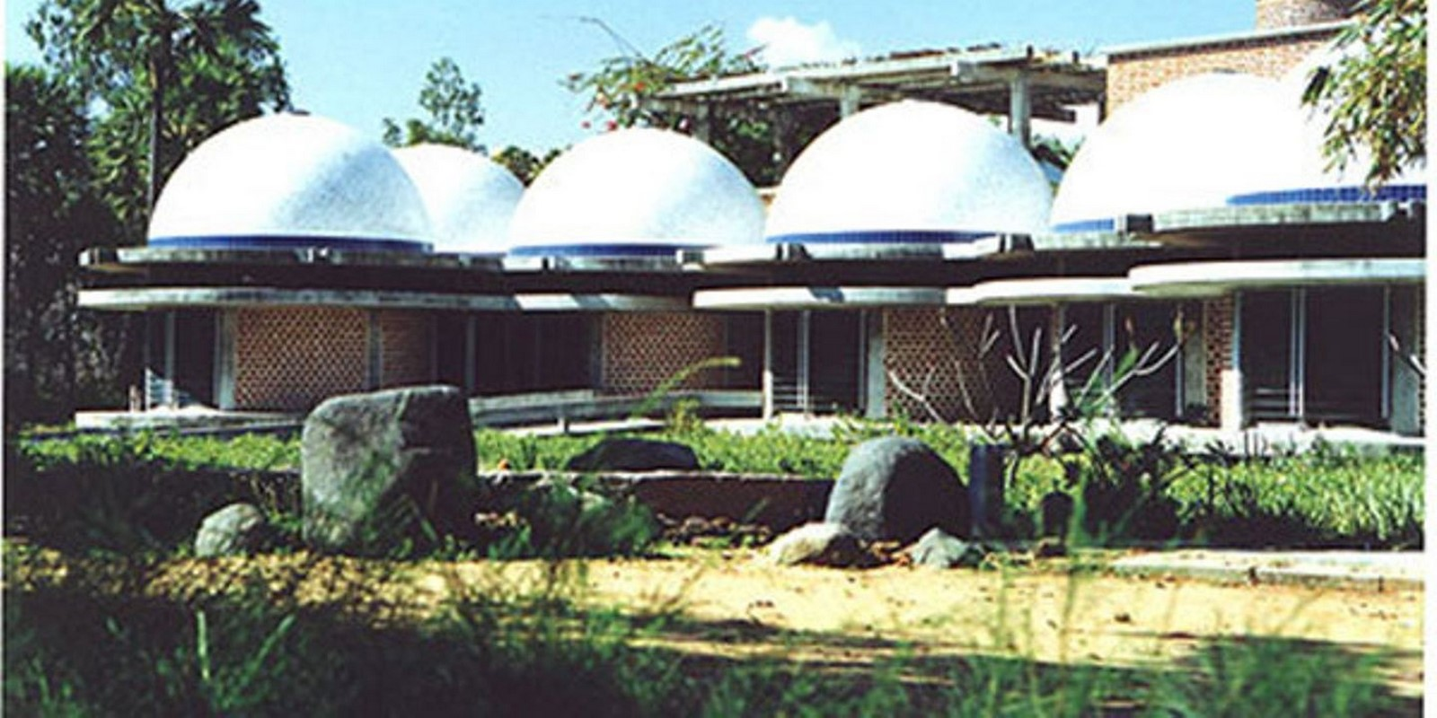 Poppo Pingel: Life, Works, and Philosophy behind Colonizing the Architecture of Auroville - Sheet6