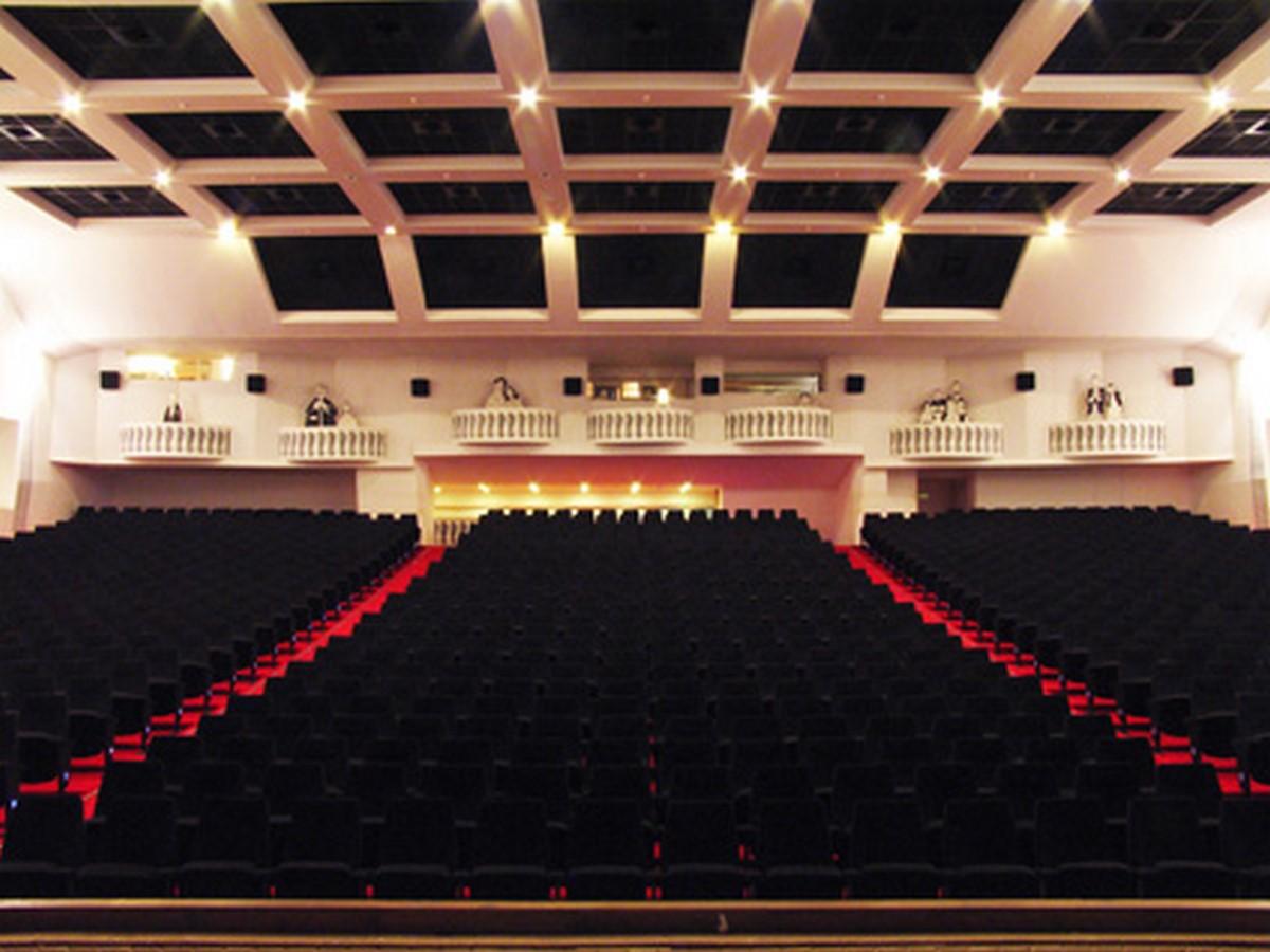 Auditorium Acoustics - Sheet2