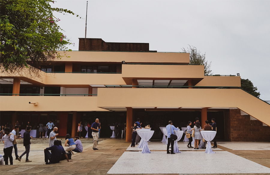 Why Kala Academy by Charles Correa should be considered as architectural heritage