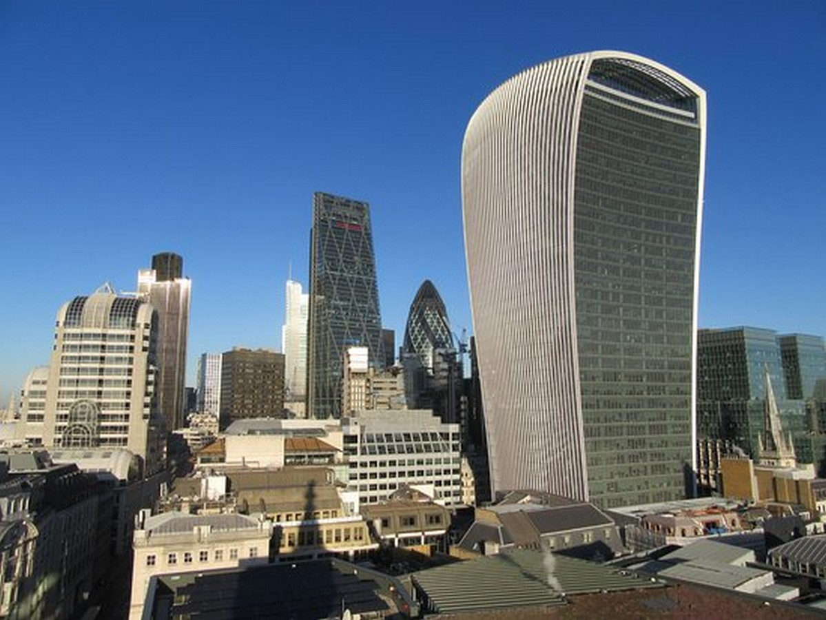 The Walkie Talkie Tower by Rafael Viñoly Architects: 'Unsophisticated 'and 'Bloated' Skyscraper - Sheet1