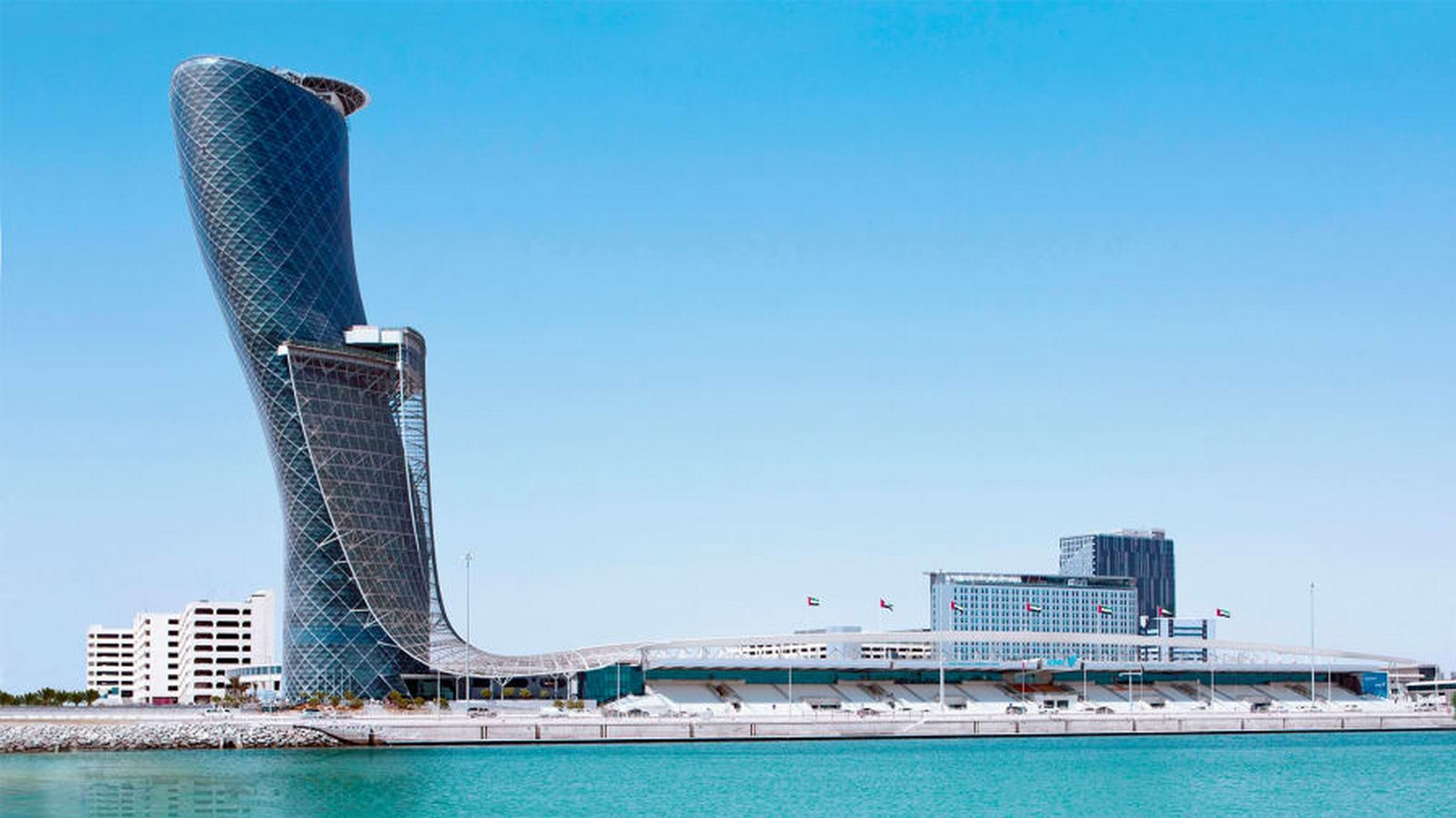 Capital Gate Tower by RMJM: A structural marvel - Sheet1