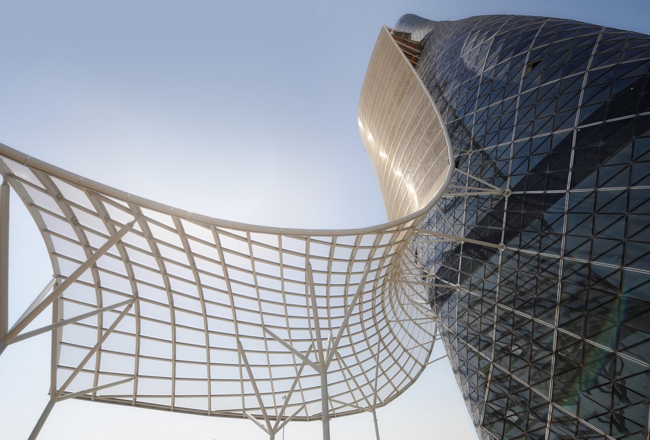 Capital Gate Tower by RMJM: A structural marvel - Sheet12