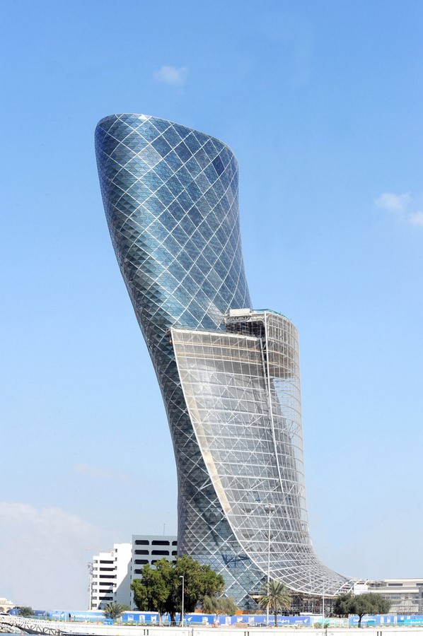 Capital Gate Tower by RMJM: A structural marvel - Sheet2