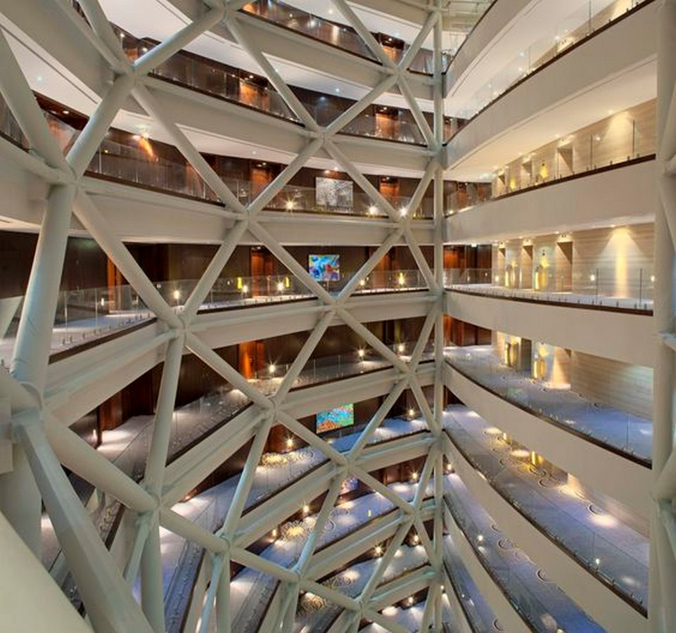 Capital Gate Tower by RMJM: A structural marvel - Sheet5