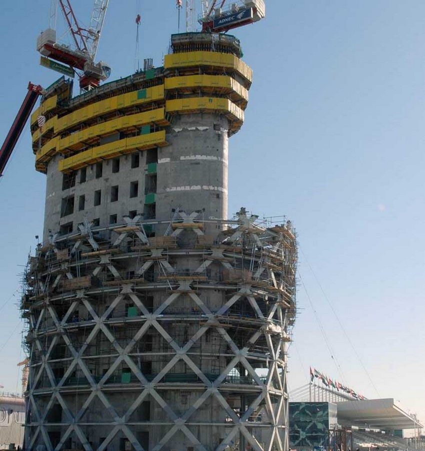 Capital Gate Tower by RMJM: A structural marvel - Sheet7