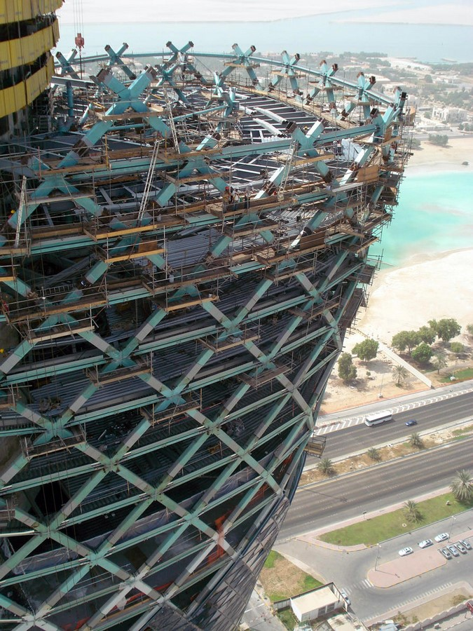 Capital Gate Tower by RMJM: A structural marvel - Sheet9