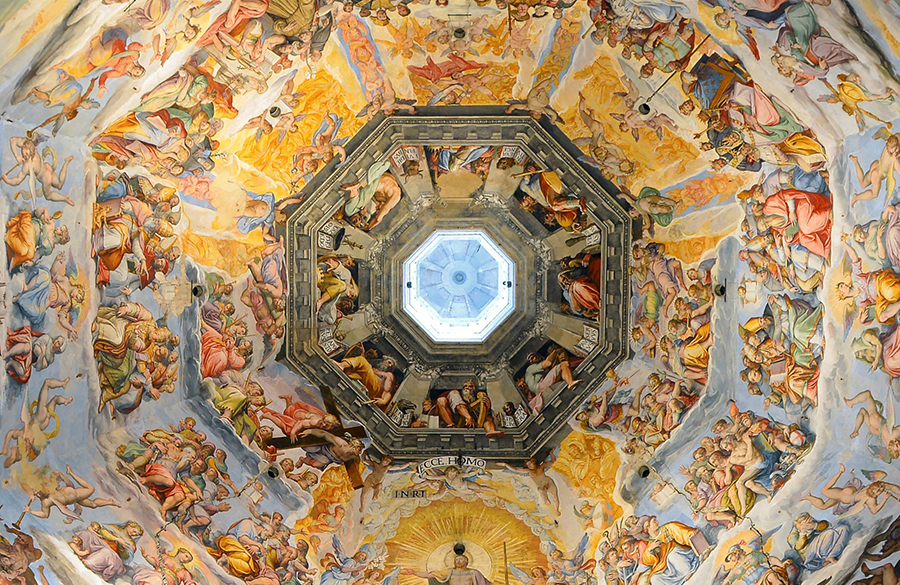 10 Reasons to love The Brunelleschi's dome