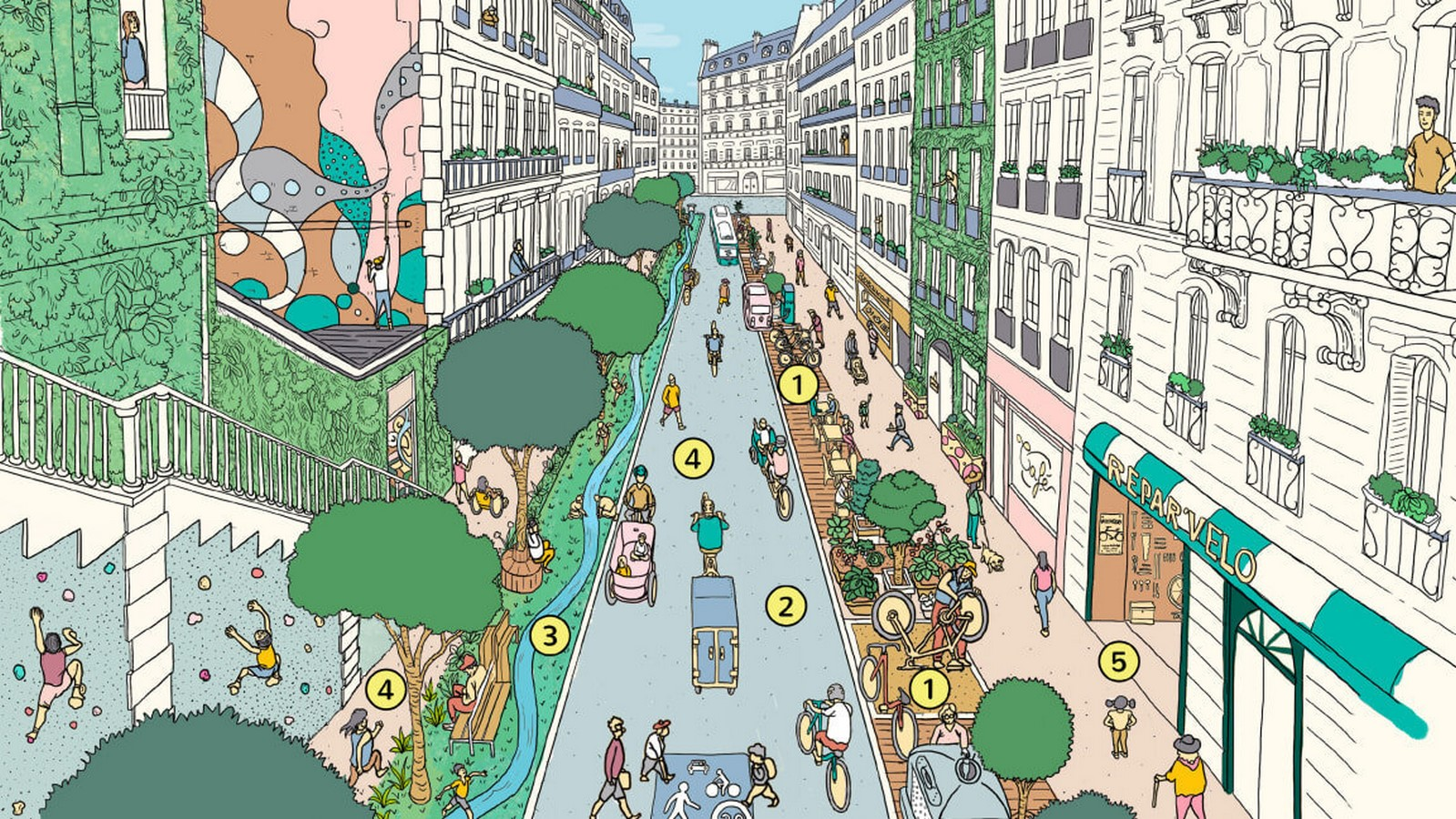 Cities in the Future: Rising Population Density can worsen the Quality of Life