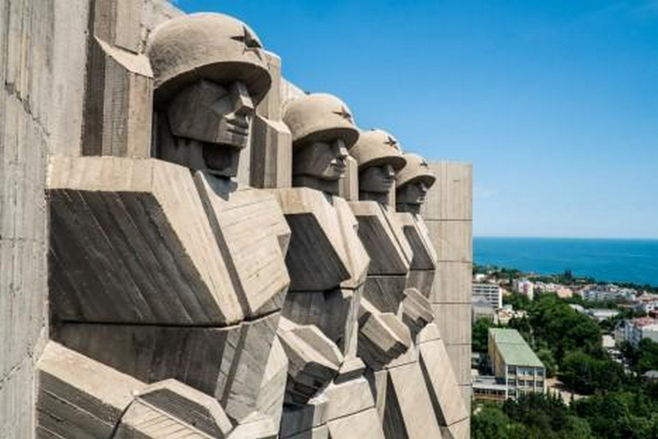 10 Examples of Brutalism in Russian Architecture - Sheet1