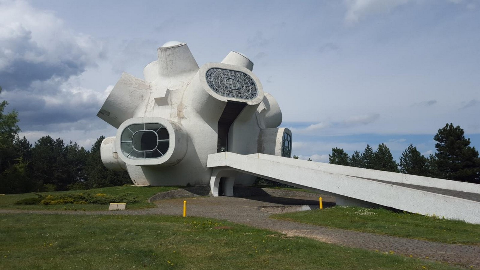 10 Examples of Brutalism in Russian Architecture - Sheet3