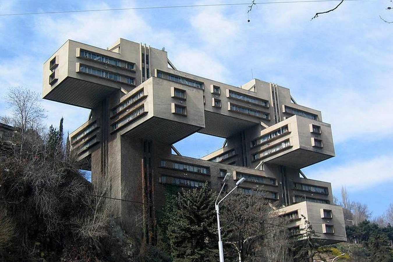 10 Examples of Brutalism in Russian Architecture - Sheet5