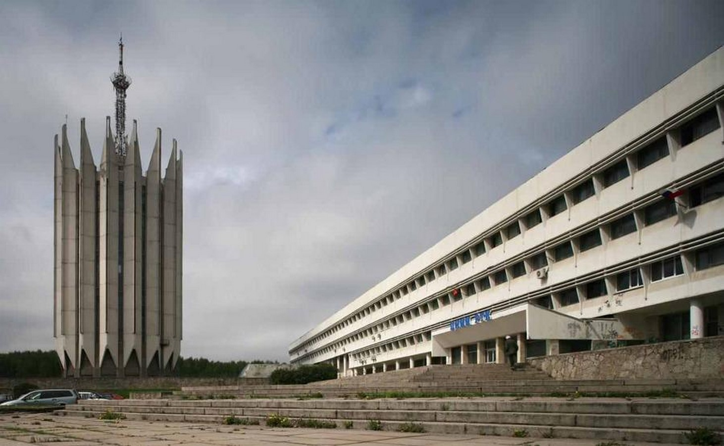 10 Examples of Brutalism in Russian Architecture - Sheet8