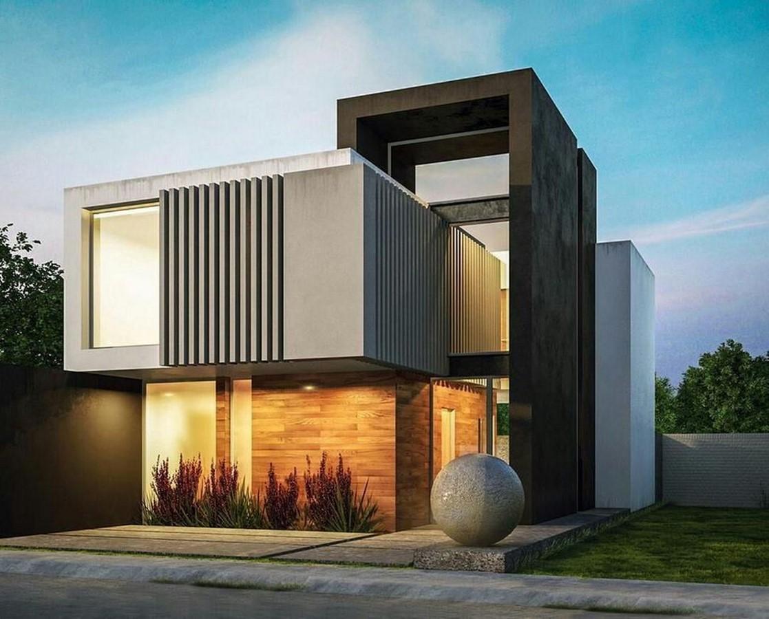 15 minimalistic facades around the world - Sheet1
