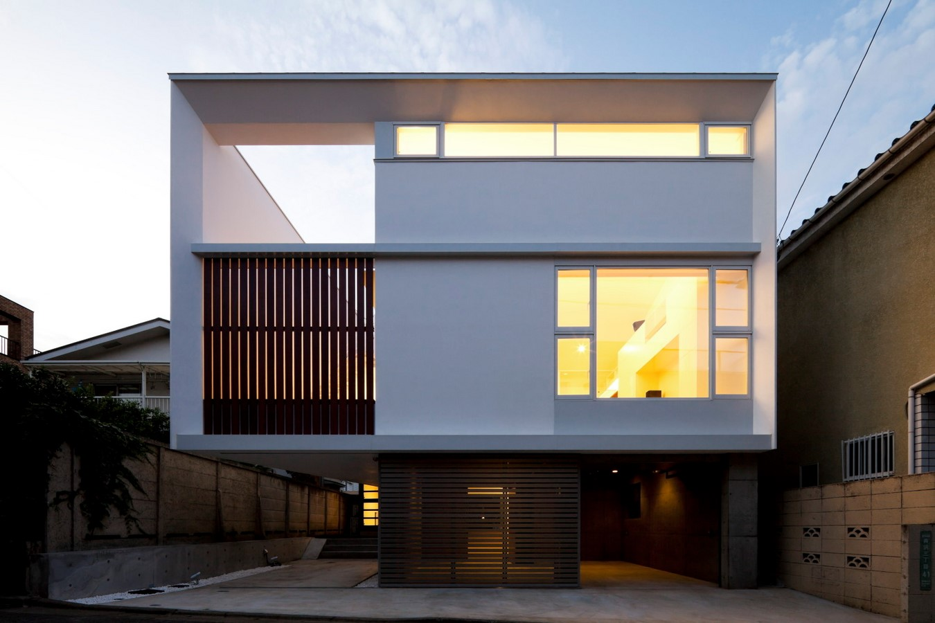 15 minimalistic facades around the world - Sheet11