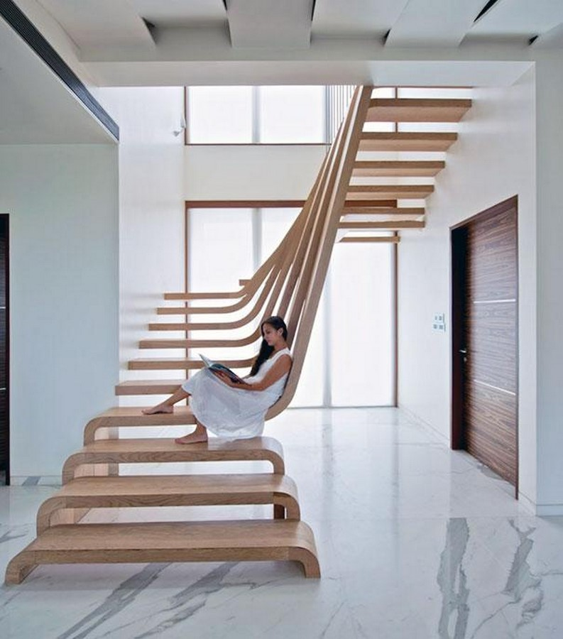9 Types of staircases - Sheet1