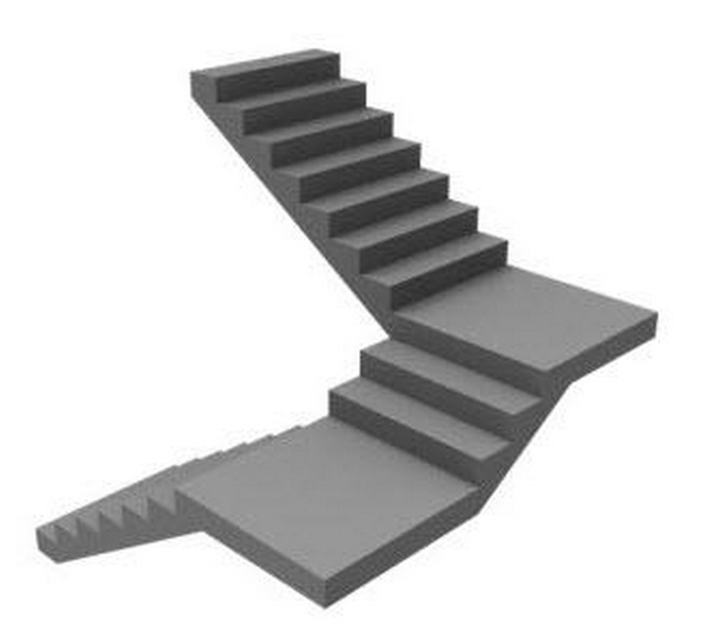 9 Types of staircases - Sheet12