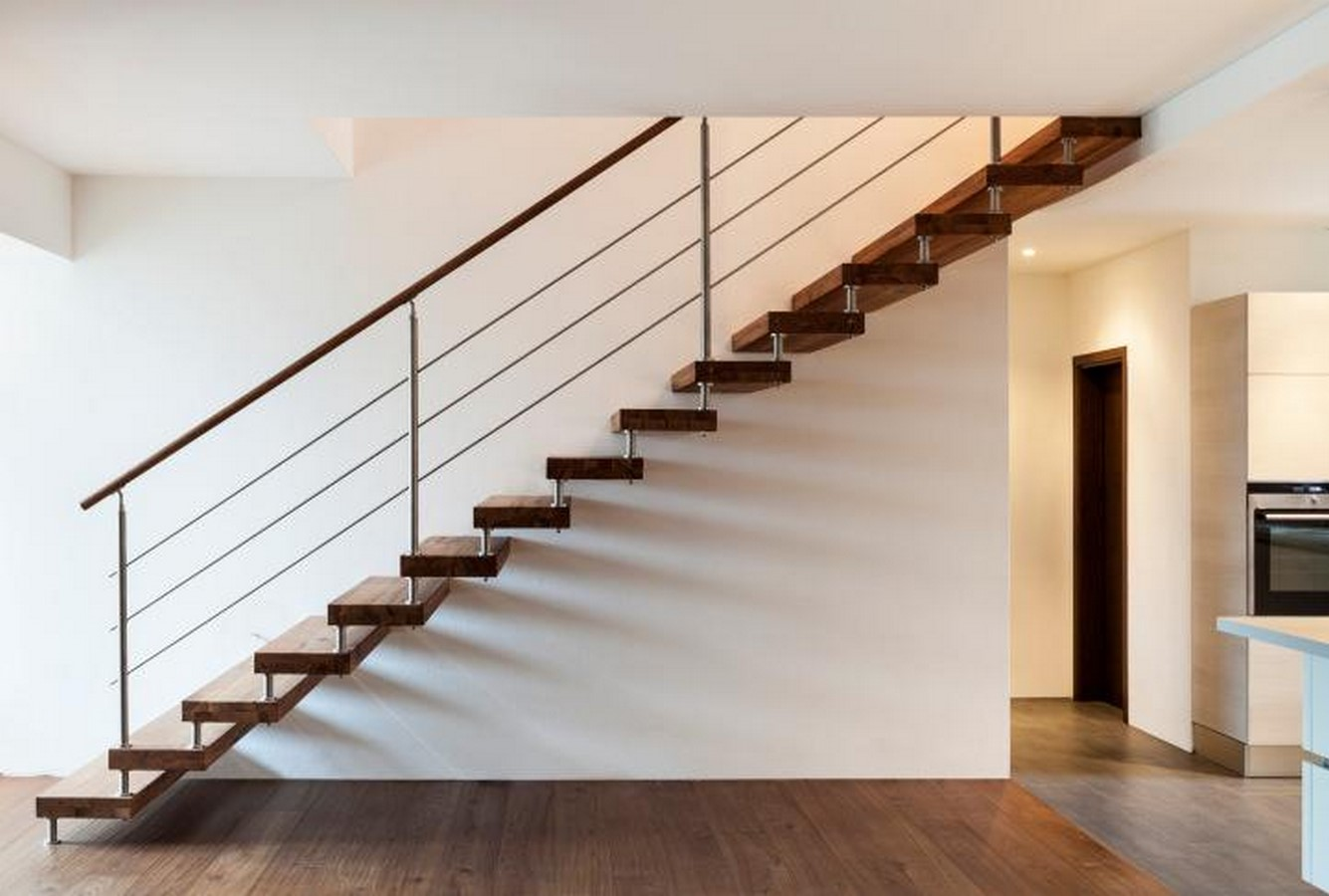 9 Types of staircases - Sheet3