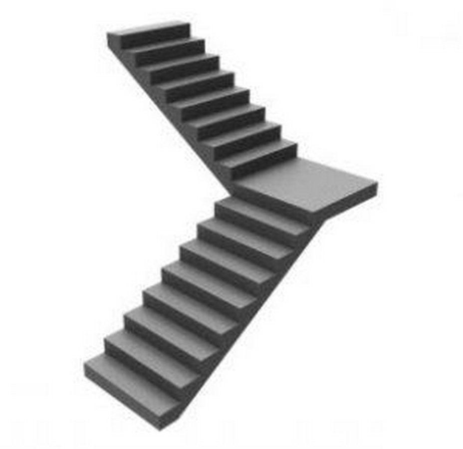9 Types of staircases - Sheet4