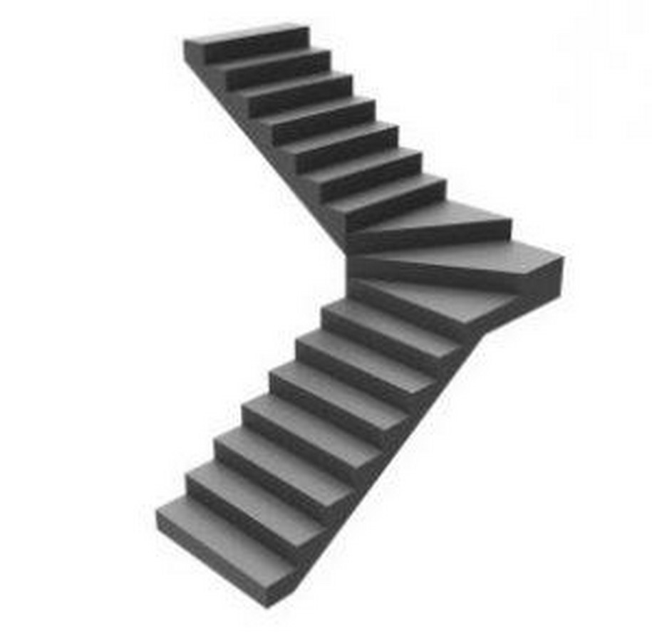 9 Types of staircases - Sheet6