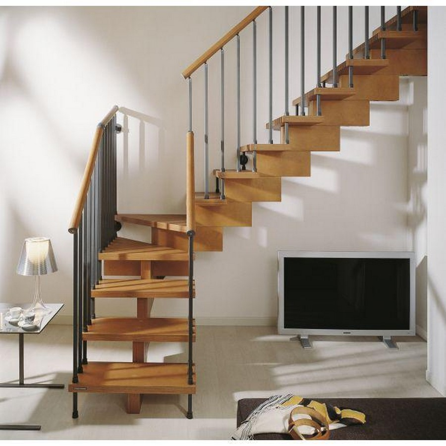 9 Types of staircases - Sheet7