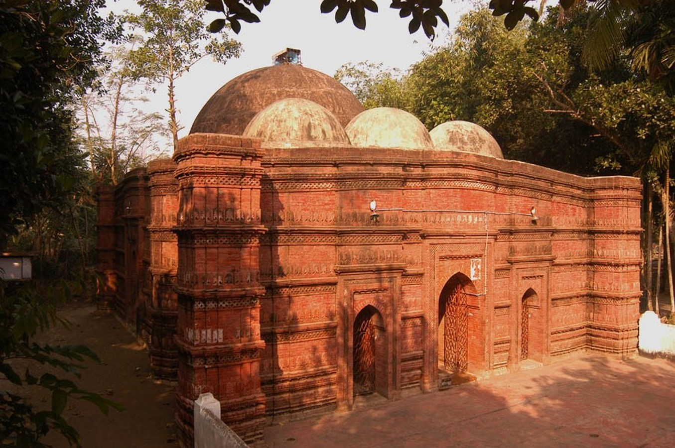 Mosque architecture of Bangladesh - Sheet1