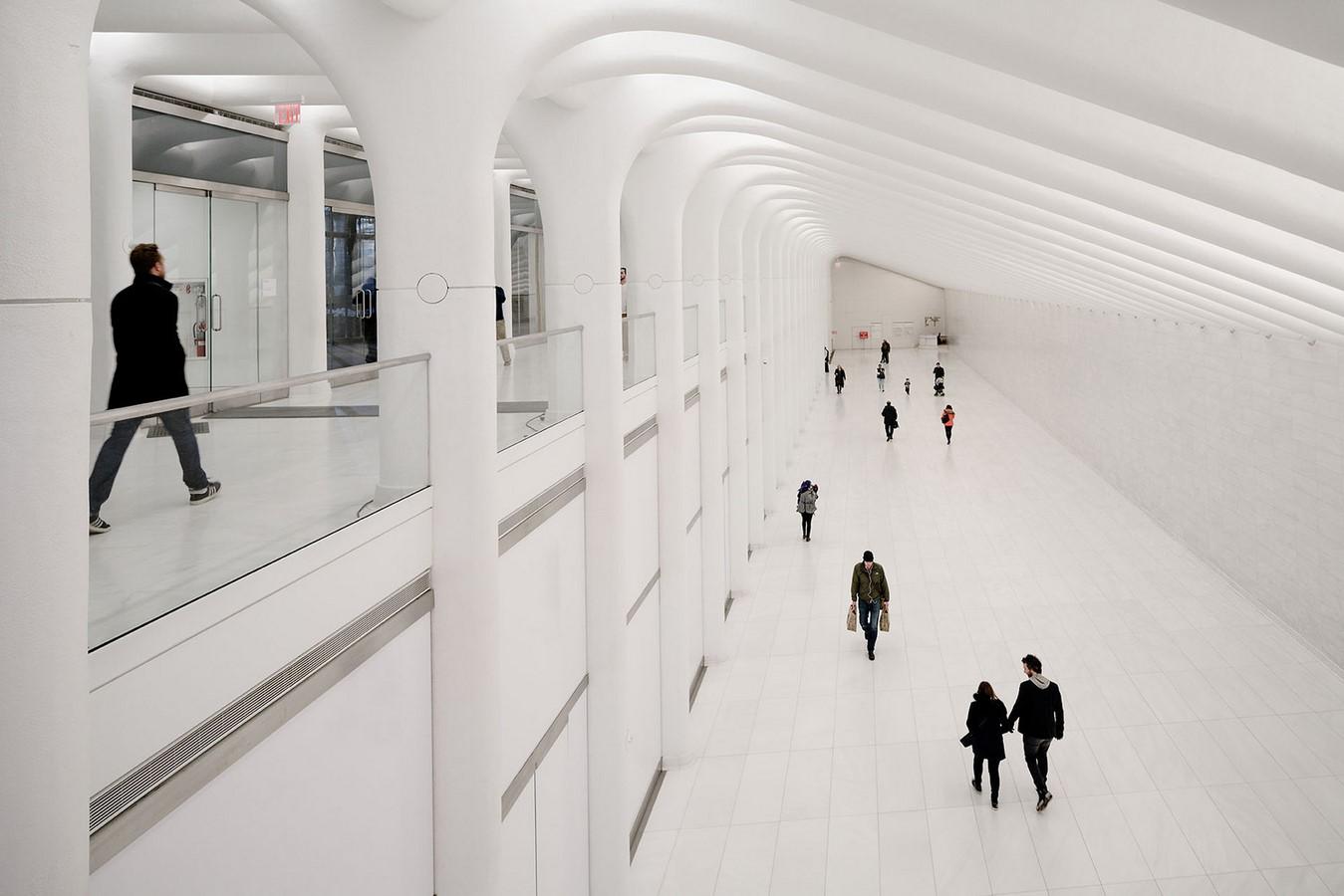 The Oculus, New York City, New York - Sheet6