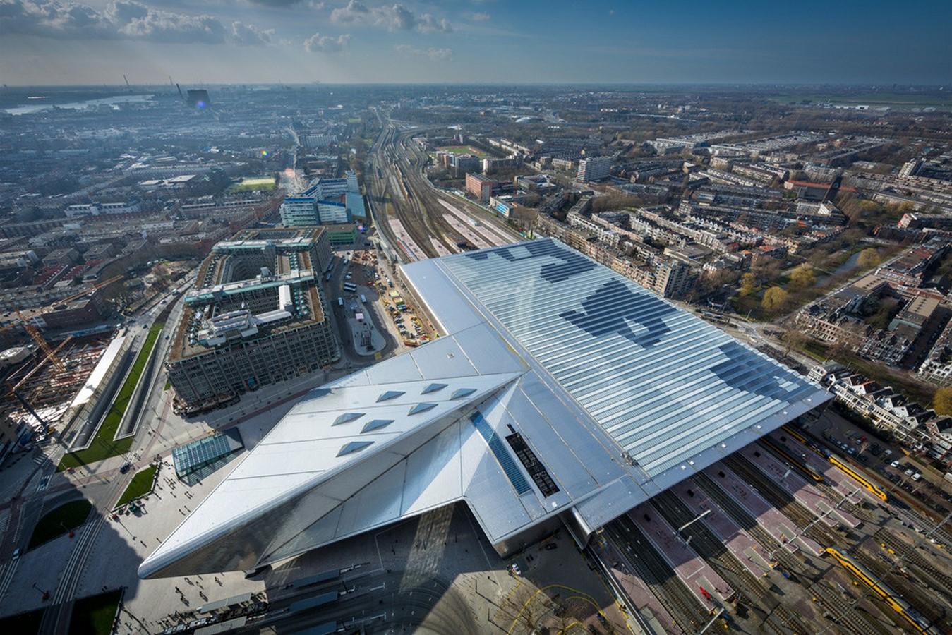 Rotterdam Centraal Station - Sheet1