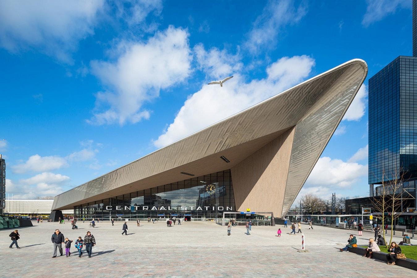Rotterdam Centraal Station - Sheet4
