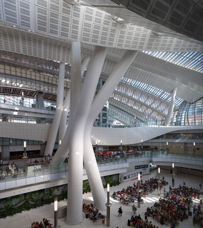 West Kowloon Station, Hong Kong - Sheet7