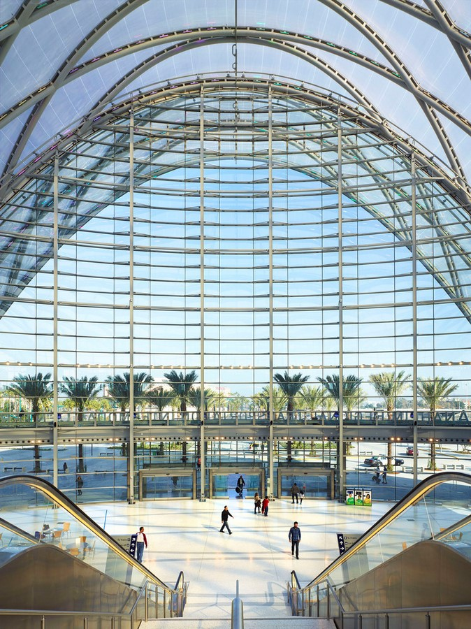Anaheim Regional Transportation Intermodal Center (ARTIC), USA - Sheet3