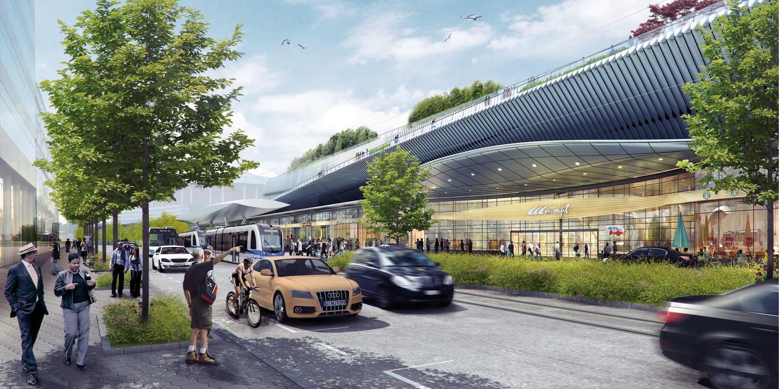 Georgia Multi-Modal Passenger Terminal - Sheet2