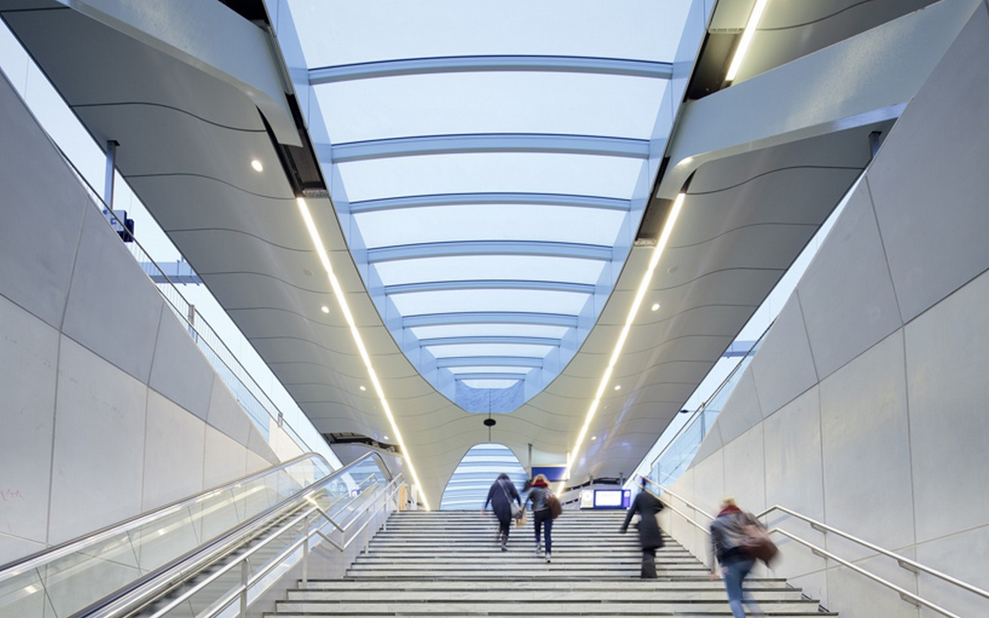 Arnhem Central Transfer Terminal, Arnhem, The Netherlands - Sheet3