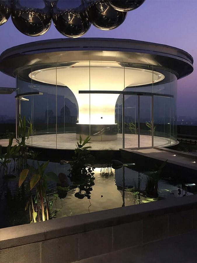 RP Sanjiv Goenka Group corporate headquarters, Kolkata - Sheet3