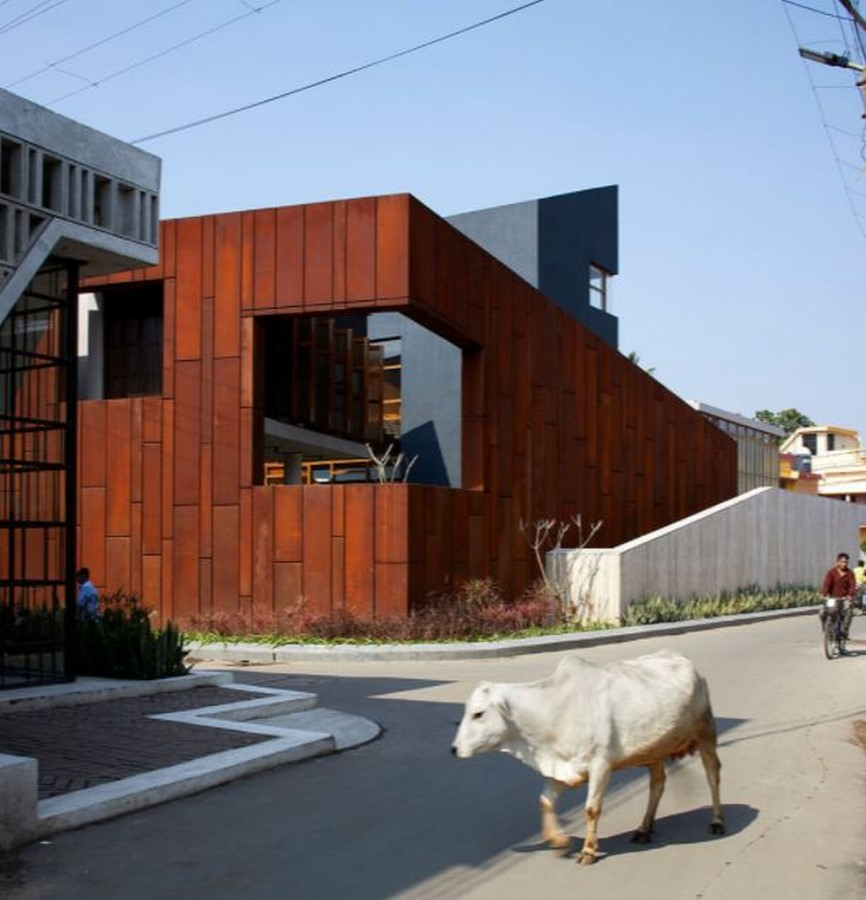 Wall House, Bansberia - Sheet1
