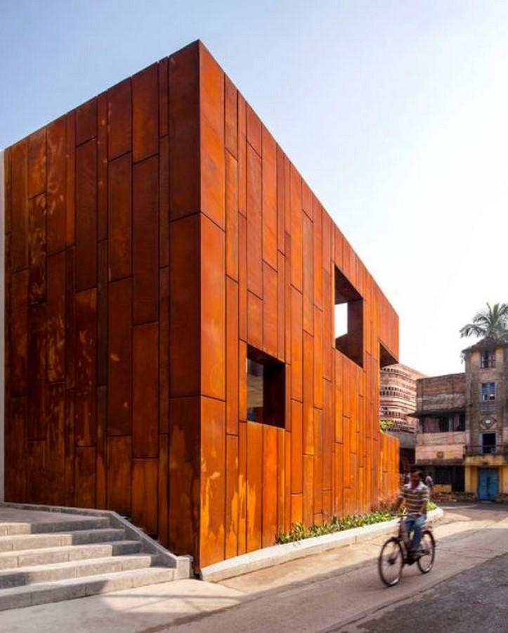 Wall House, Bansberia - Sheet2