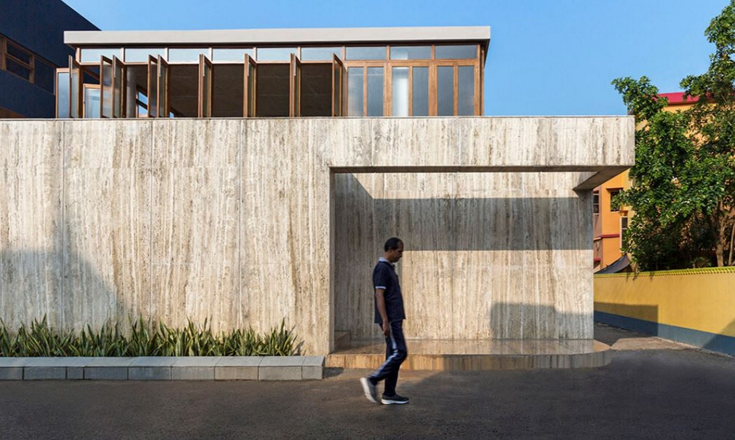 Wall House, Bansberia - Sheet4