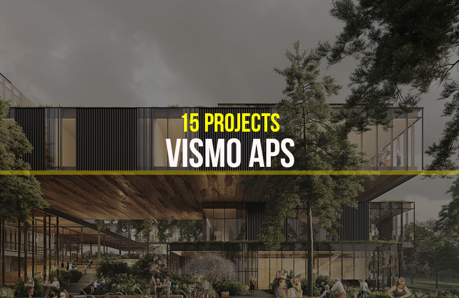 VISMO ApS- 15 Iconic Projects