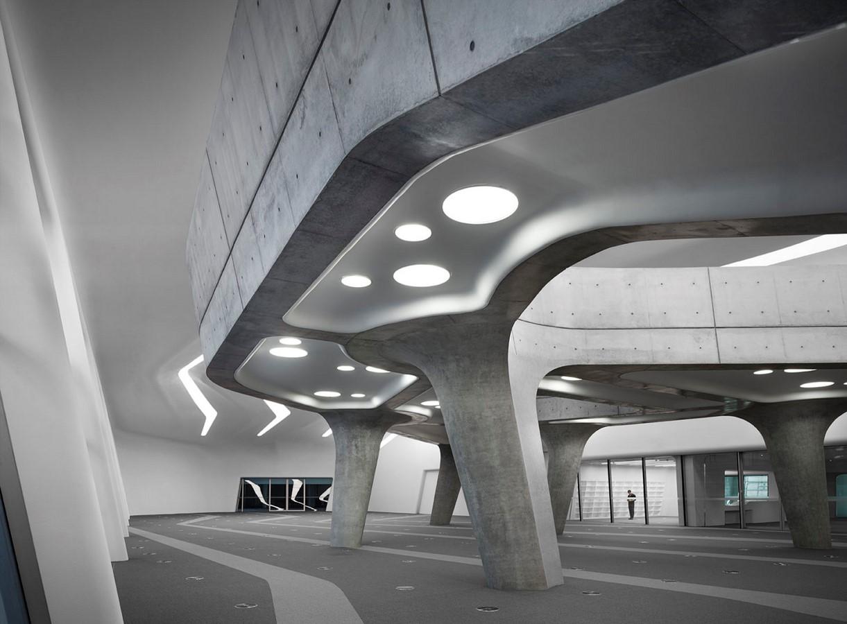 Dongdaemun Design Plaza, Seoul by Zaha Hadid: The Metonymic Landscape - Sheet3