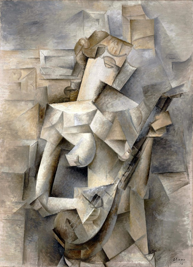 Influence of Modern art on architecture of today - Sheet5