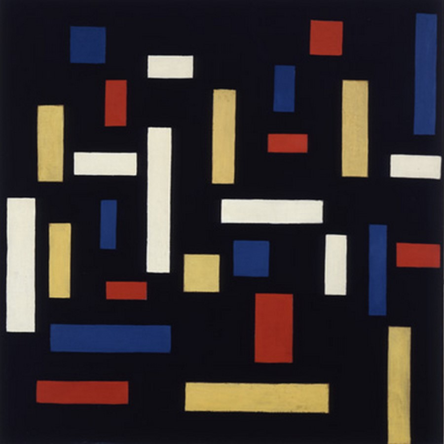 Influence of Modern art on architecture of today - Sheet13