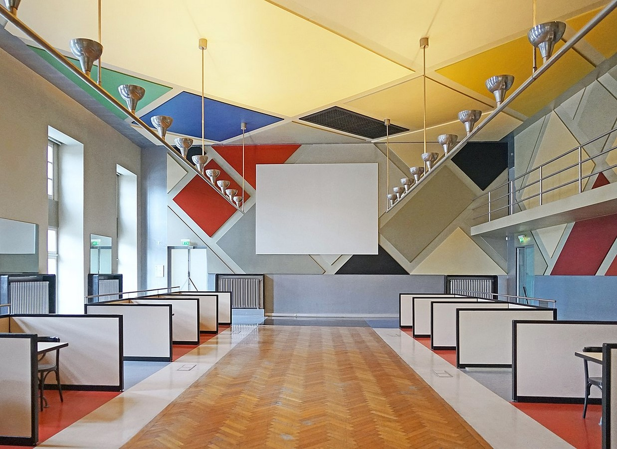 Influence of Modern art on architecture of today - Sheet15