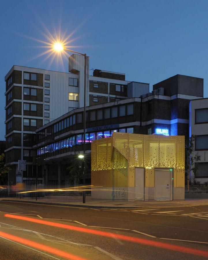 Gort Scott's Wembley WCs at London, UK - Sheet1