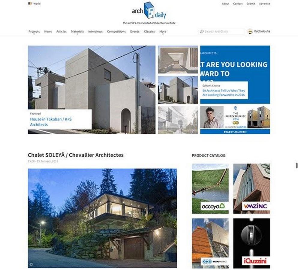 10 Blogs architects must follow - Sheet3