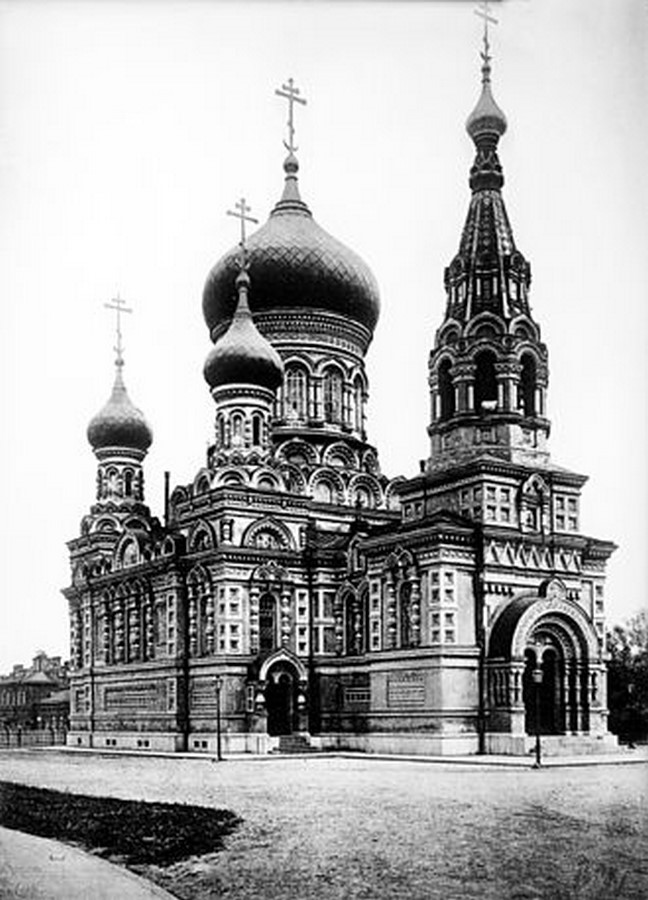 Church of the Archangel Michael: Symbolizing Russian Power - Sheet1